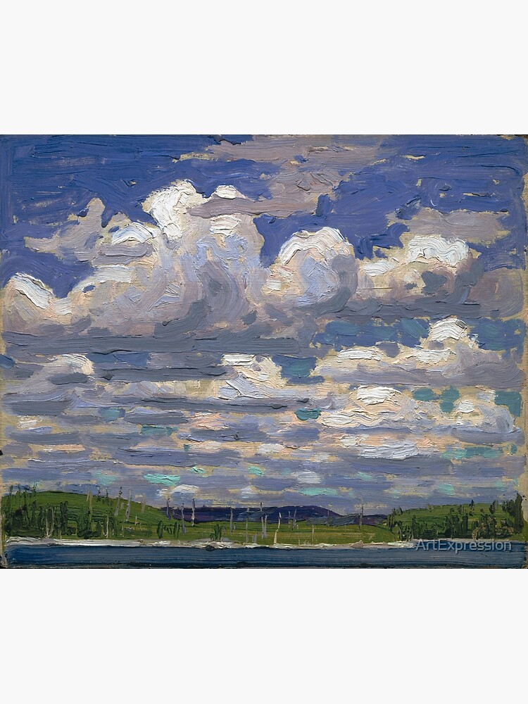 Tom Thomson - Summer Day by ArtExpression