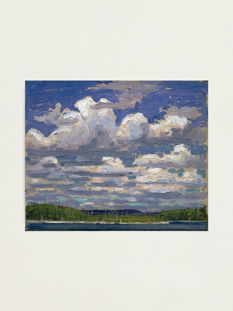 Alternate view of Tom Thomson - Summer Day Photographic Print