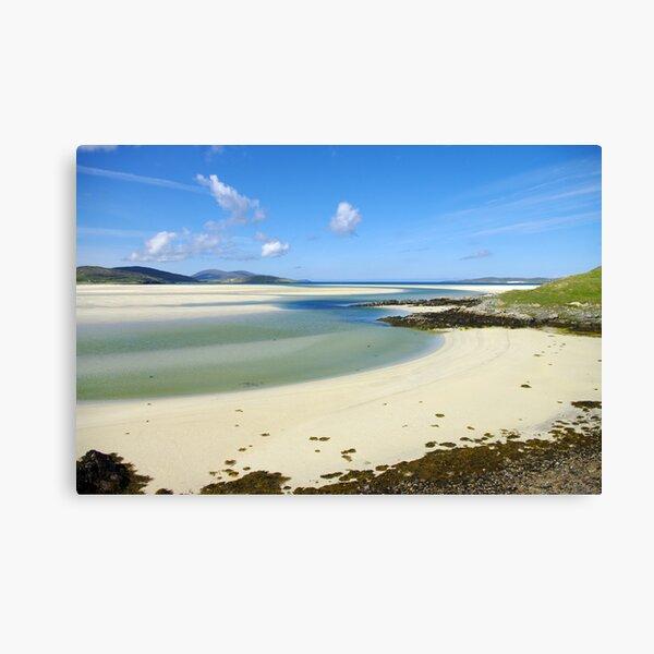Luskentyre Beach, Outer Hebrides Canvas Print