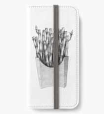 Bamboo Fries iPhone Wallet/Case/Skin