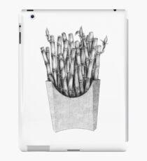 Bamboo Fries iPad Case/Skin