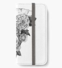 Flower Pizza iPhone Wallet/Case/Skin