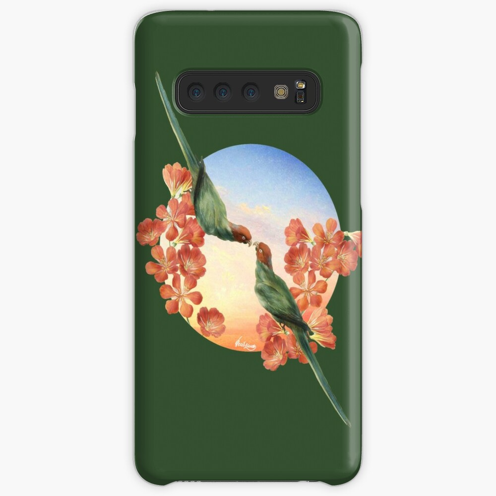Lover Birds Cases & Skins for Samsung Galaxy