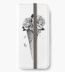 Ice Cream Roses iPhone Wallet/Case/Skin