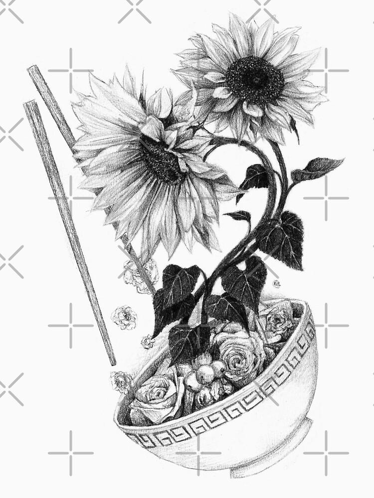 Sunflower Ramen by mikekoubou