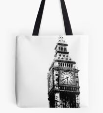 Big Ben - Palace of Westminster, London Tote Bag