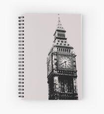 Big Ben - Palace of Westminster, London Spiral Notebook