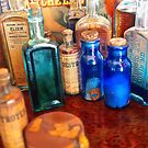 Pharmacist - Medicine Cabinet  by Michael Savad