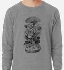Flower Burger Lightweight Sweatshirt