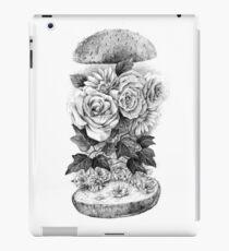 Flower Burger iPad Case/Skin
