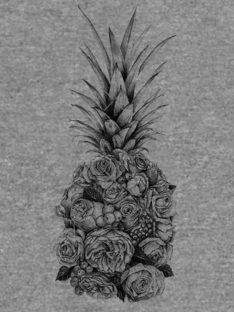 Pineapple Flowers by mikekoubou