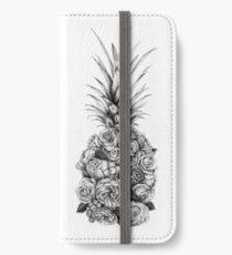 Pineapple Flowers iPhone Wallet/Case/Skin