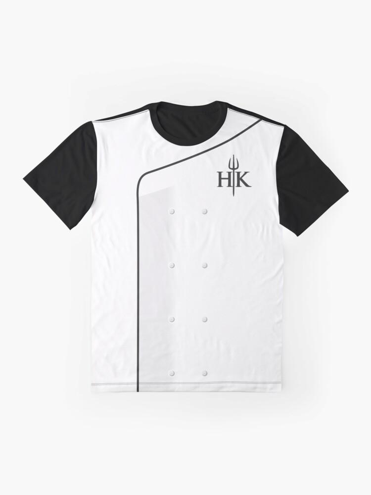 Alternative Ansicht von Schwarze Jacken Grafik T-Shirt