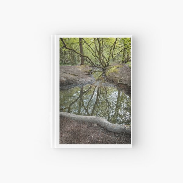 Woodland Reflections Hardcover Journal