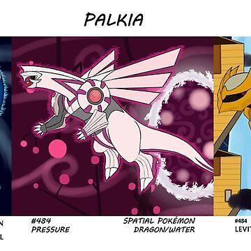 Creation Dragon Trio by PokemasterShay
