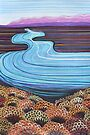 Perfect Pastels - Top of the Gulf 4 by Georgie Sharp