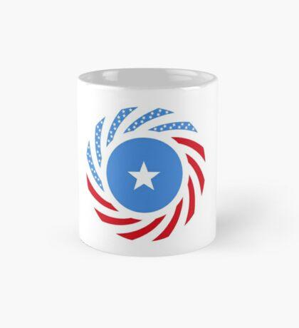 Somali American Multinational Patriot Flag Series Mug