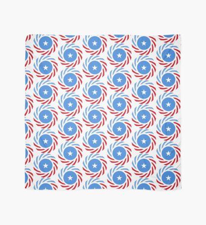 Somali American Multinational Patriot Flag Series Scarf