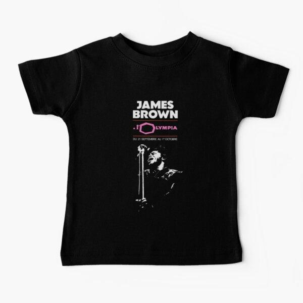 James Brown - Paris Concert - Godfather of Soul Baby T-Shirt