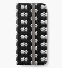 Paar für Schwäne iPhone Flip-Case/Hülle/Klebefolie