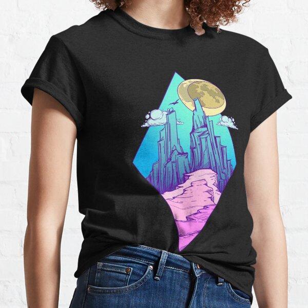 Mountain peak Classic T-Shirt