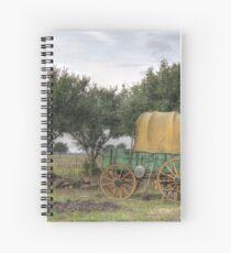 Old Farm Chariot Spiralblock
