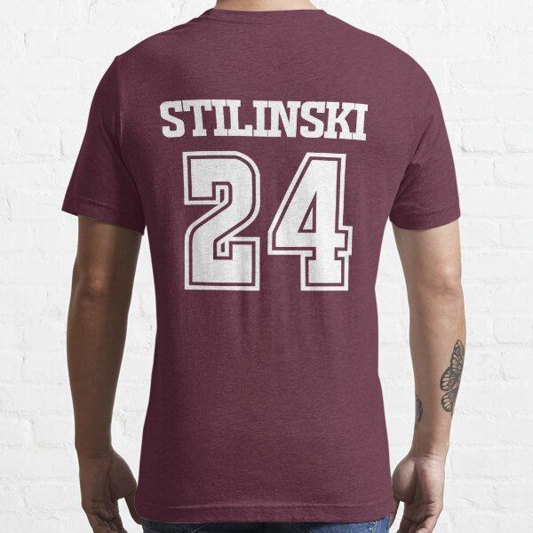 Stiles Stilinski Lacrosse Jersey - Back Essential T-Shirt