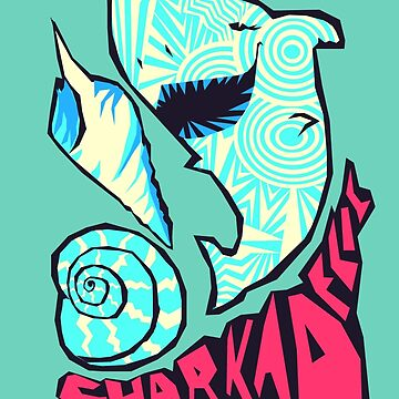 Sharkadelic by ratswithhats
