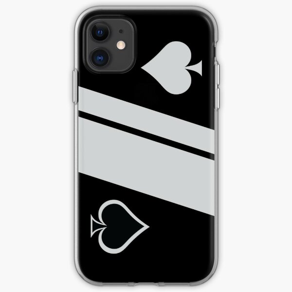 Ace of Spades iPhone Soft Case