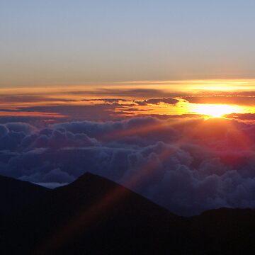 Hawaiian Sunrise 1 by ChubbieBunnie