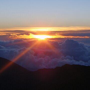 Hawaiian Sunrise 2 by ChubbieBunnie