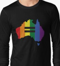 LGBT equality Australia T-Shirt