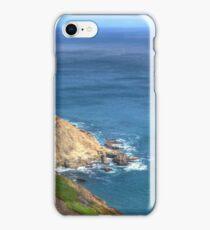 Sea Cliffs iPhone Case/Skin