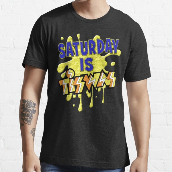 SATURDAY IS TISWAS Essential T-Shirt