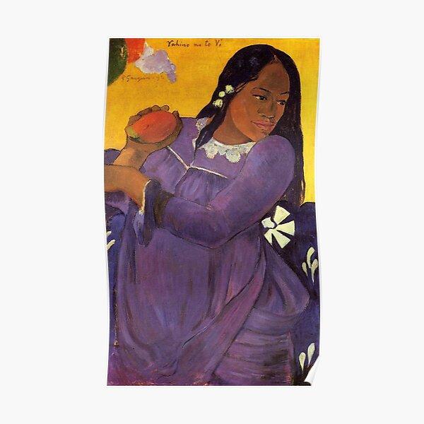 'Vahine No Te Vi' - Paul Gauguin Poster