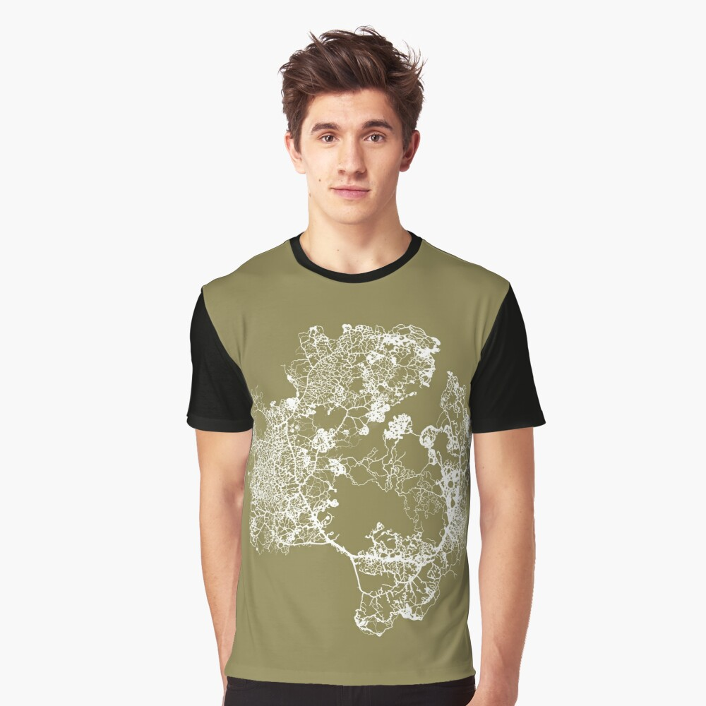 Physarum Polycephalum Graphic T-Shirt