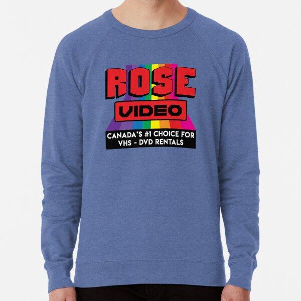 Rose Video Lightweight Sweatshirt