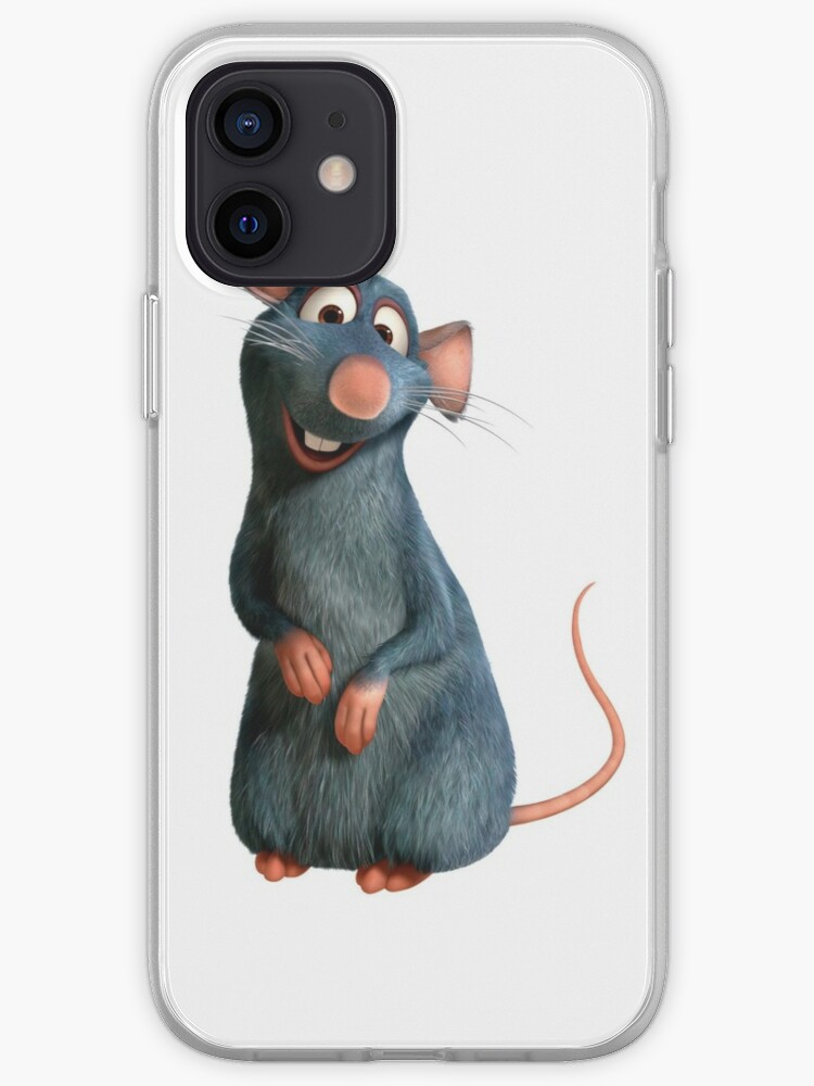 Rémy le rat | Coque iPhone