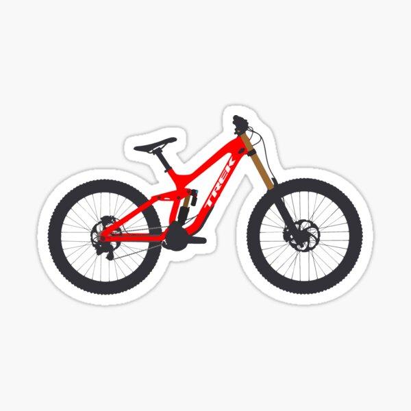 Trek Session Downhill Mountain Bike Sticker