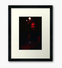 Christopher Barnett at Art Unit Framed Print