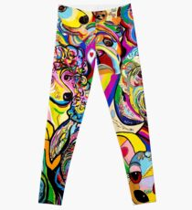 Dogs, Dogs, DOGS! Leggings