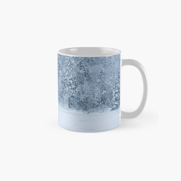 De Neige et de glace Mug classique