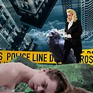 Crime Scene by Luis Enrique Cuéllar Peredo