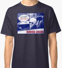Biden - Ich komme für Sie, Baby Hands Classic T-Shirt
