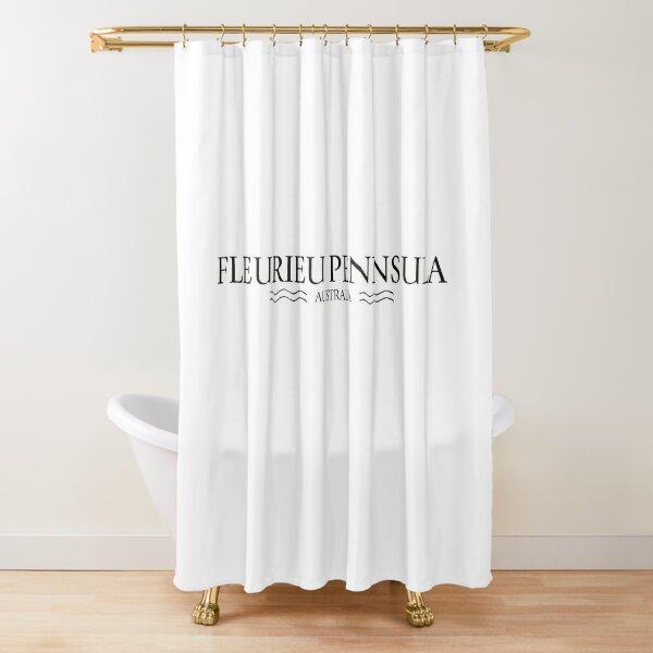 Fleurieu Peninsula - Australia Shower Curtain