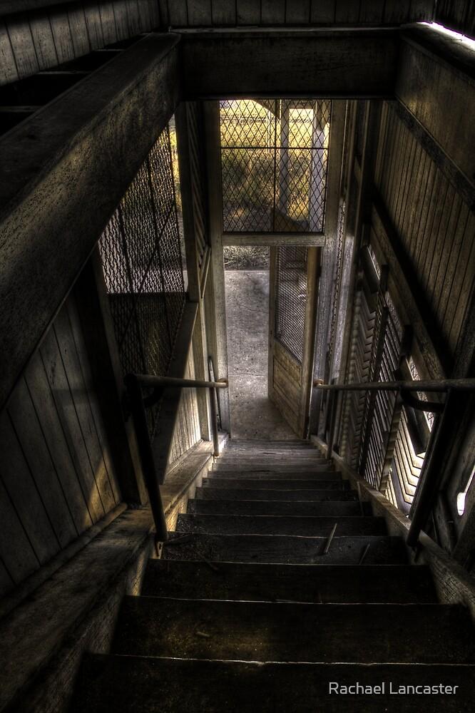 Stairs at Woogaroo by Rachael Lancaster