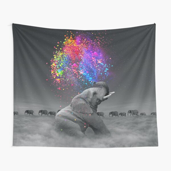 True Colors Within Tapestry