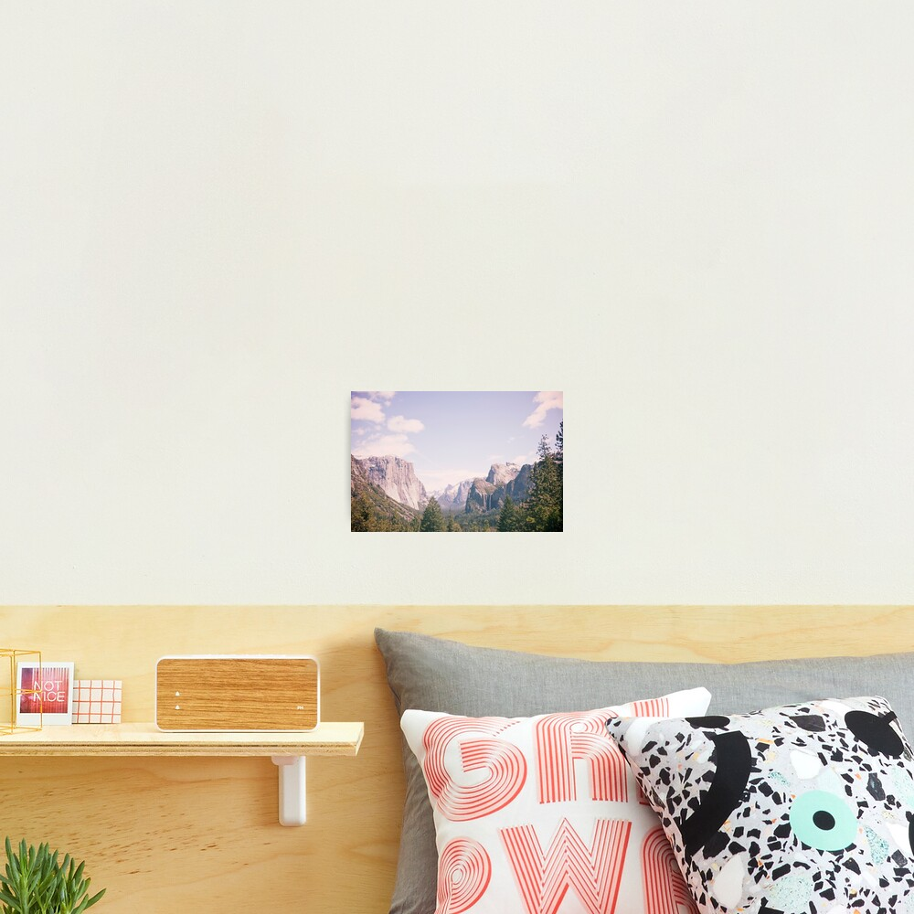 Yosemite beauty Photographic Print