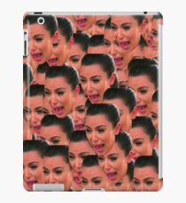 Kim Pack of Stickers iPad Case/Skin
