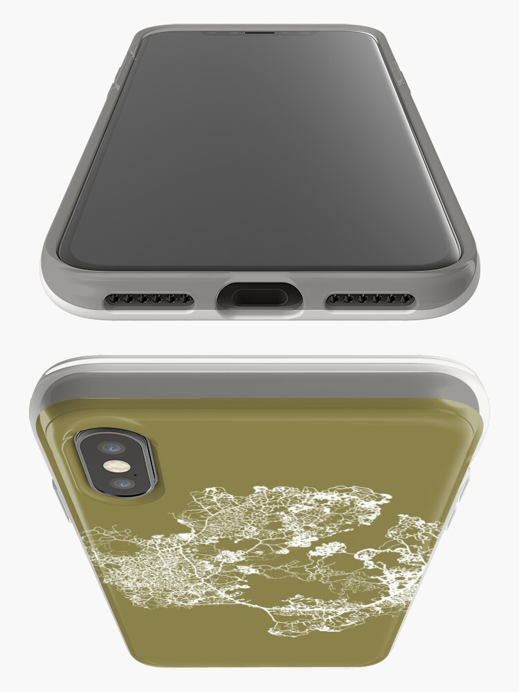 Alternate view of Physarum Polycephalum iPhone Case & Cover